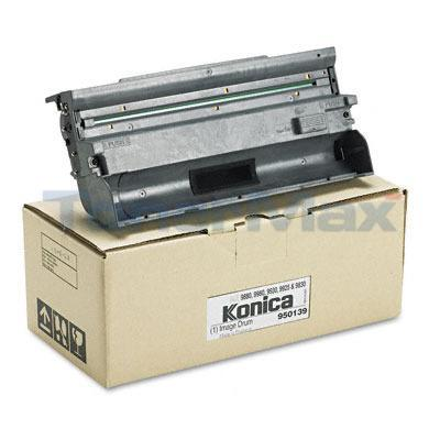 KONICA 9925 IMAGE DRUM BLACK
